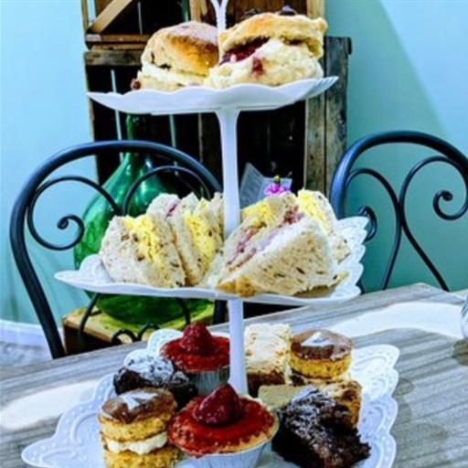 HIGH TEA IN A BOX FOR TWO